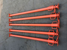 building material Adjustable Jack Post used in Formwork Prop