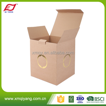 Fashion design foldable customized packaging printed cosmetic paper box