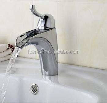 2018 Brass Basin Mixer