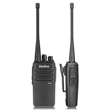 INRICO IP358 8W IP67 Waterproof walkie talkie,intercom communication dmr radio