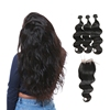 Ali express cheap Crochet braid virgin brazilian hair weave, Wholesale Distributor Unprocessed Raw Double drawn 8A Grade bundles