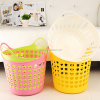 Basket365 Baby Available Plastic Round Colourfull Storage Baskets For High Quality