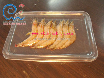 Seafood skin pacakging film(76075SF), best seller