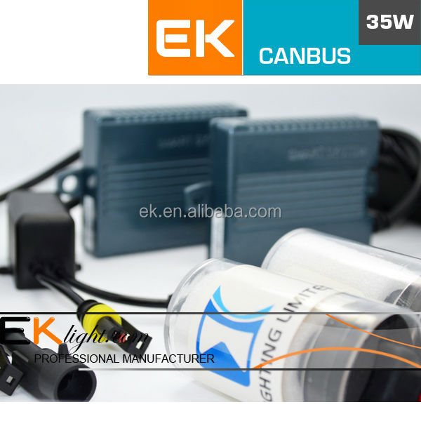 Smart system Factory Price Canbus 35w ac slim car hid xenon kit h7 6000k japan hid kit