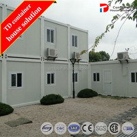 China prefabricated homes modular houses