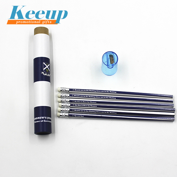 Cheap Promotional Gifts Custom LOGO Drumstick Pencils