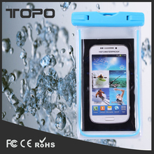Universal PVC Underwater pouch Diving case waterproof bag for mobile phone