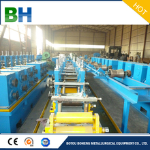 Pipe spool piece production line