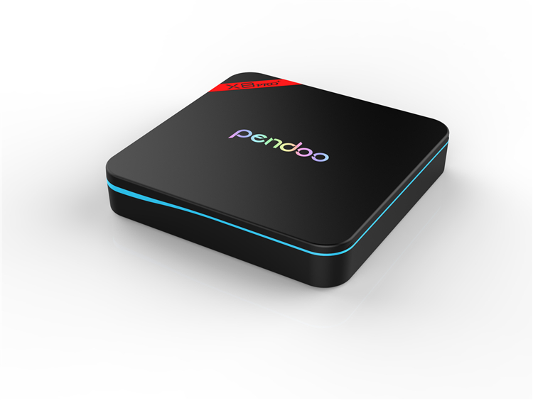 New brand 2016Pendoo X8 pro+ S905X 1G 8G set top box pcb with great priceKODI 17.0 TV BOX
