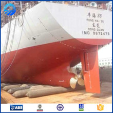 inflatable rubber airbag , marine salvage floating airbags for dry docking