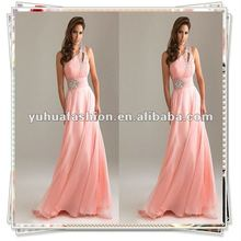 One-shoulder Chiffon Bridesmaid/Prom/Formal/Party/Homecoming Dress Wedding Dress