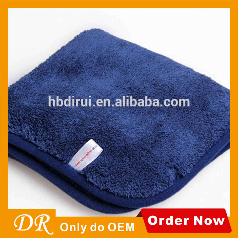 2017New products top-selling absorbent microfiber cleaning cloth for car