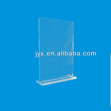 A5 Acrylic Poster Leaflet Display Stand