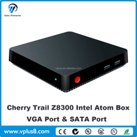 Vplus Wintel T11 Intel Cherry Trail Z8300 Box, 2G DDR3, 32G eMMC, Window 10.1 OS & Android Dual boot