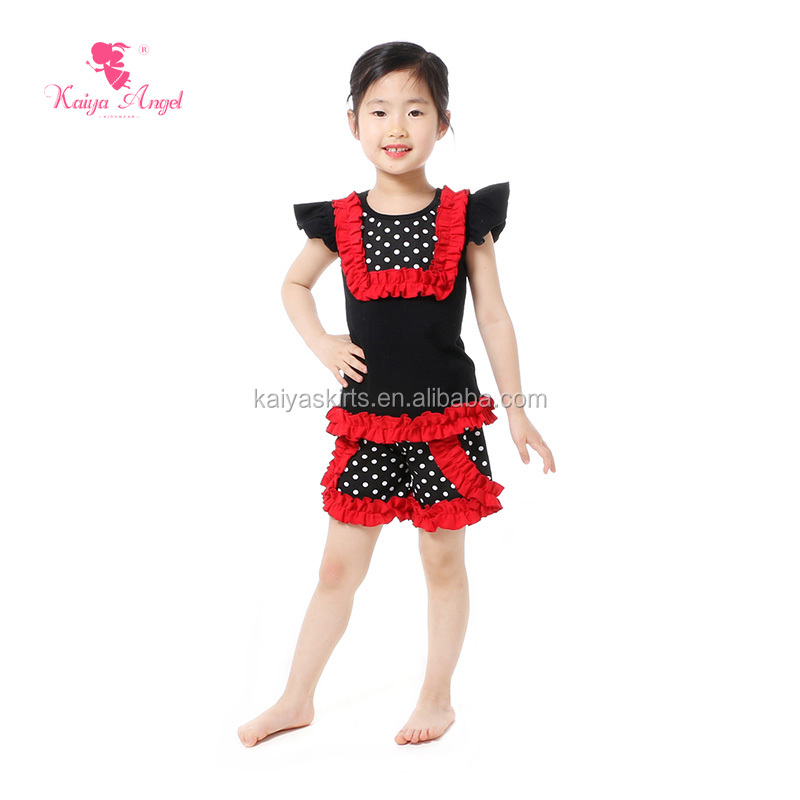 boutique kids clothes china factories summer outfit childrens clothes sets