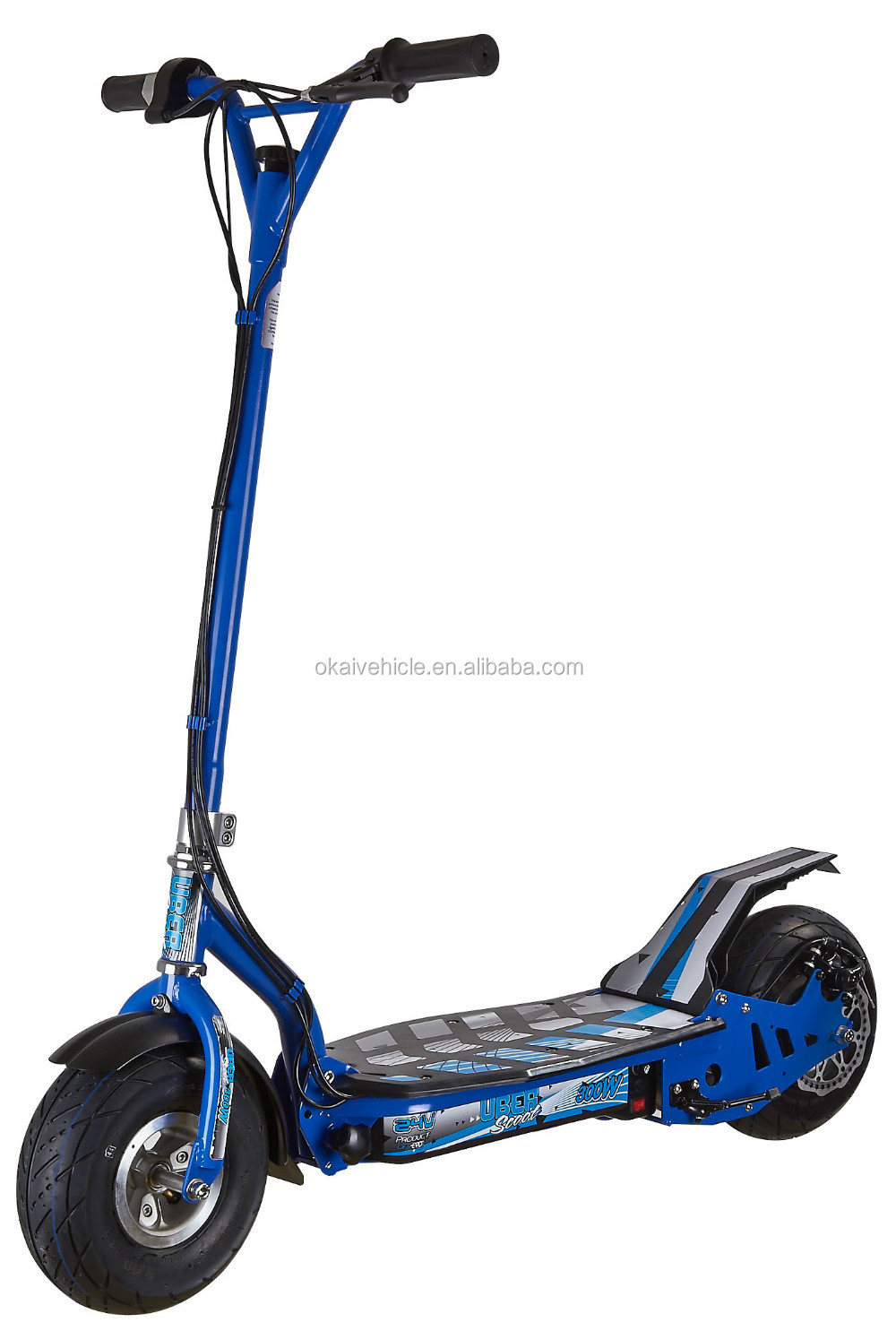 Factory price 300W cheap electric scooter for adults