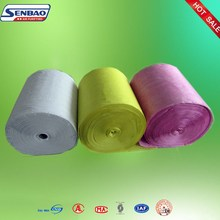 High Efficiency Synthetic Bag Pocket Filter Media Air Filter Fabric