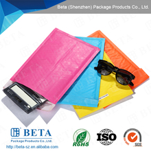Customized Colored Kraft Paper Bubble Envelope Mailing Bag