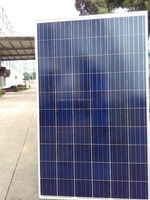 260W high efficiency low price poly solar panel