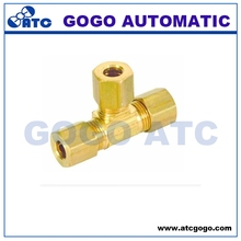 Made in ningbo China hot-sale copper tubing compression fittings