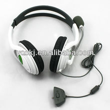 Stereo Headphone/headset with Mic for computer,PS3,Xbox360