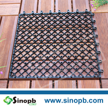 Stone Marble Tile Artificial Turf Tile Composite Deck Tile Pad