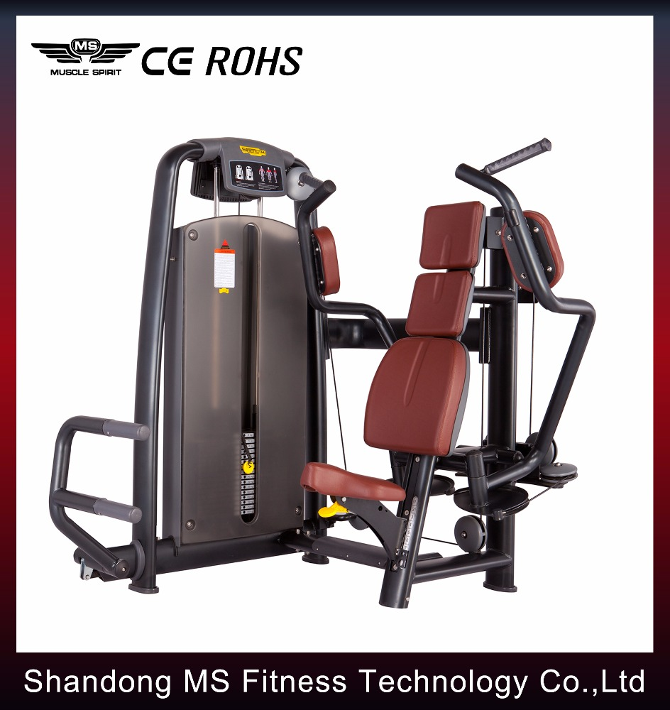 A9002 Fitness machines with strong cables Tube/ Manufacturer direct sale Pearl delt/pec fly