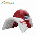 inflatable sports tunnel /football tunnel /player helmet