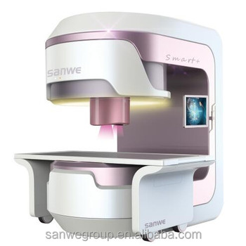 SW-3101 New Work Station for Breast Treatment, Mammography Therapy System, Breast Treatment with Electronic Bed