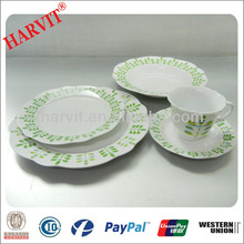 20PCS Dinnerware Set Buy Direct From China /New China Porcelain Dinner Set Products For Sale