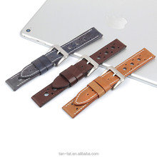 Fashion Genuine Leather Strap for Apple Watch 38mm 42mm