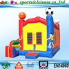 sports inflatable combo, inflatable bounce house with slide, inflatable combo for sale