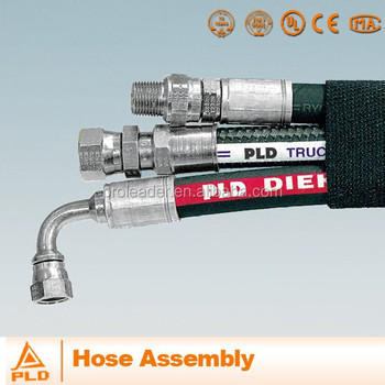 2015 Hot sale Hydraulic hose and fitting Assembly