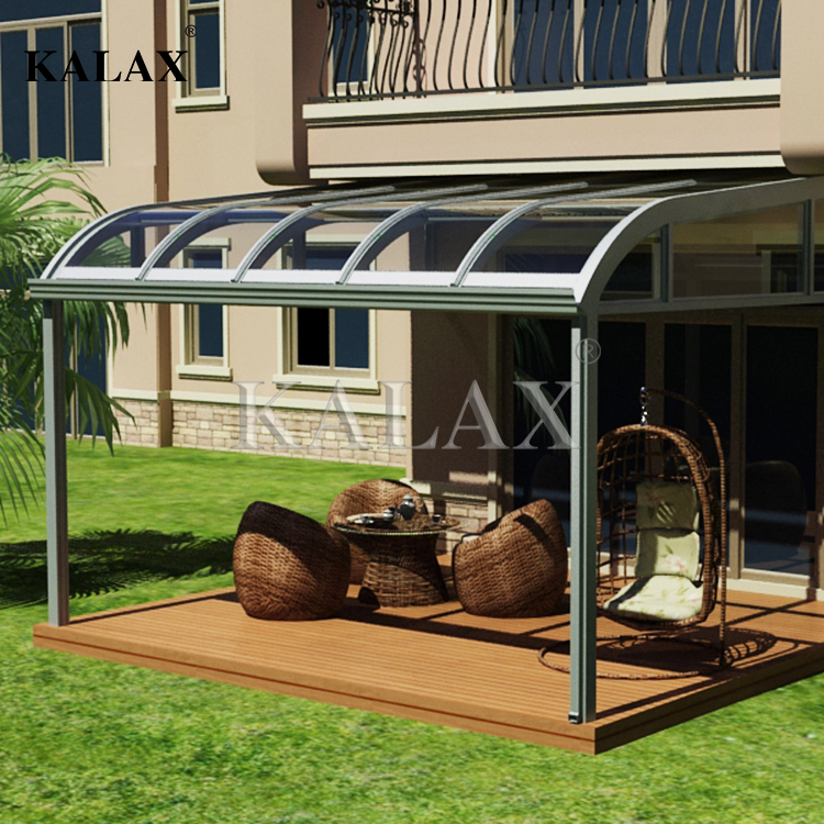 New&Upgraded Canopy 4*4 Malaysia with Never Corroded aluminum structure & PC roof
