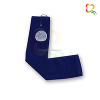 new sports gift promotional golf towel