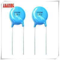 disc type ceramic capacitor Y Cap. Safety standard recognized AC ceramic capacitor