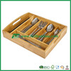 FB5-1005 Kitchen Bamboo Cutlery Tray Wholesale