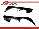 1998-2006 CARBON FIBER EYEBROW FOR AUDI TT MK1 COUPE (JSK030601)
