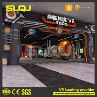 Newest Vr Walker And Running 9d