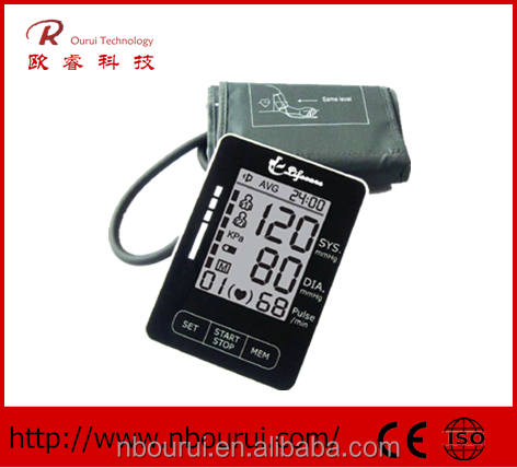 New product professional blood pressure monitor arm type