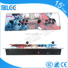 New upgraded version arcade video pandora box 4/4s game console with game board multi games 680 in 1
