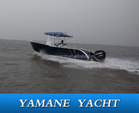 high quality strong aluminum diving boat manufacturer