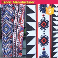 100% polyester printed dty fabric/ printing / ity / knitted fabric fdy with spangle