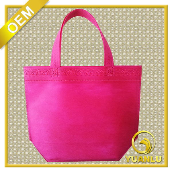 2015 Fashion New Non Woven Cloth Bags For Clothing