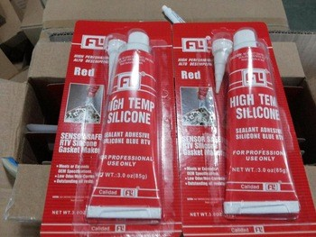 Quick Dry High Temperature Rtv Silicone Sealant