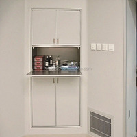 HD030 stainless steel hospital cabinet, display cabinet, medical cabinet