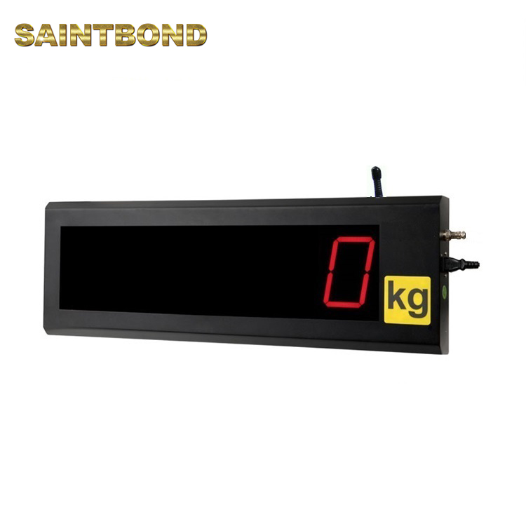 AC220V Factory wholesale crane scale LED display wireless remote displays