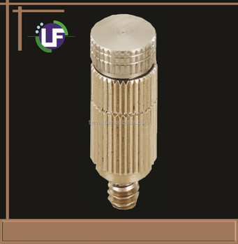 High Quality Precision Stainless Steel Misting Nozzle
