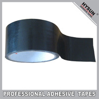new materail black cloth duct tape for duct wrapping and bonding