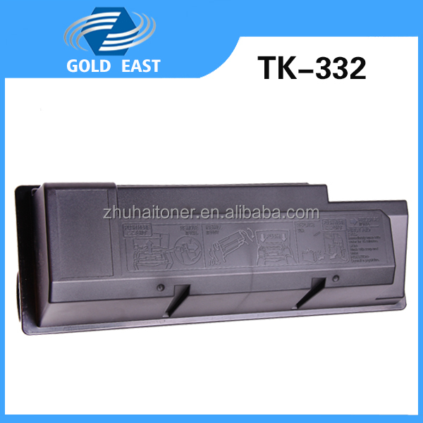 TK332 remanufactured black laser printer cheap toner cartridge for use in FS-4000DN